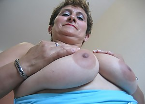Naked Mature Fat Tits Porn Pictures
