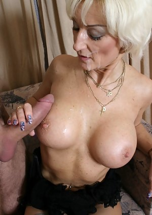 Naked Mature Handjob Porn Pictures